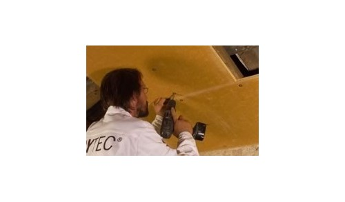 Claytec -Panneau argile 16 mm 63x63cm (m²)