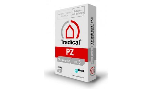 Tradical - PZ (25kg) Chaux grise special anti-salpetre
