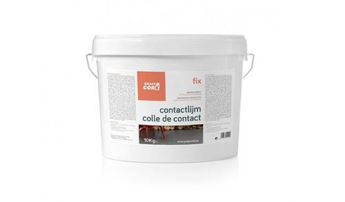 Qualy-Cork-Colle Fix pour liège de sol et mural