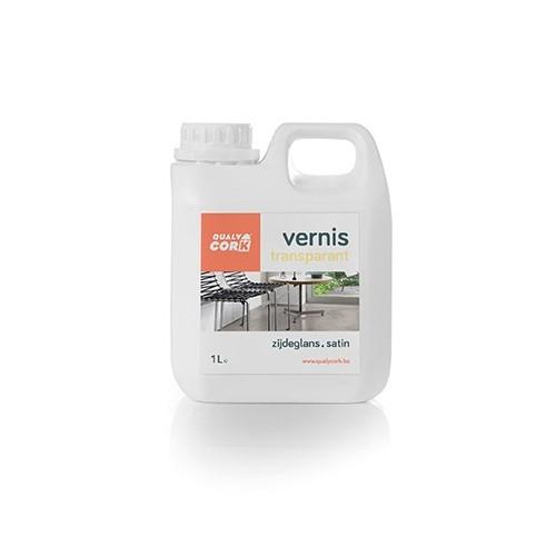 Qualy-Cork - Vernis transparant satiné