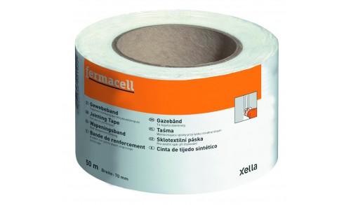 Fermacell - Bande de renforcement 70mm - 50 m