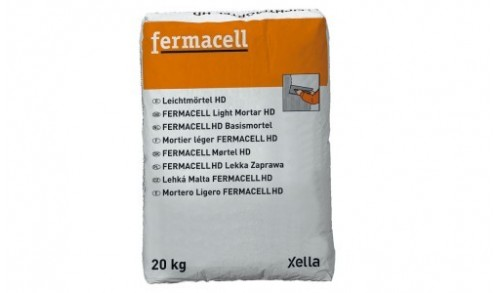 Fermacell - Mortier léger de base Powerpanel HD, 20 kg (6m2 par sac en 5mm)