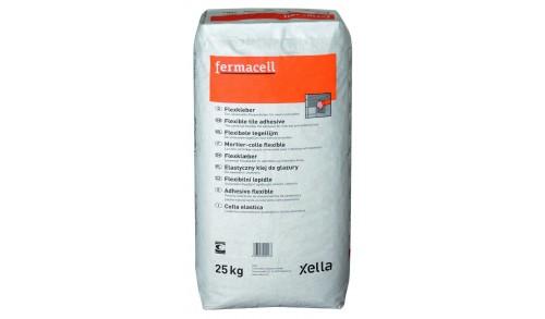 Fermacell - Mortier colle pour carrelage sac de 25 kg (peigne de 10mm 3,5kg/m2)