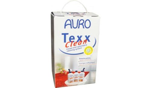 Auro - TexxClean - système de nettoyage pour tapis et système 668