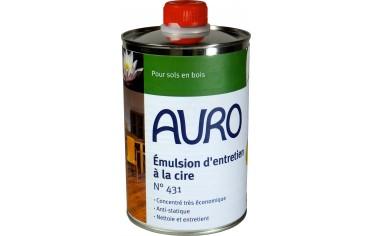 Emulsion d'entretien à la cire (sols) 431 1L