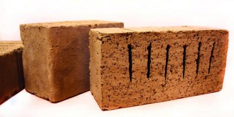 Argibat - Argibrik- Brique argile crue de Wanlin