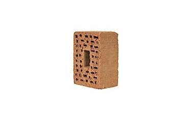 Brique argile pure intérieur