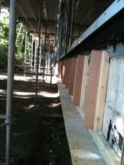DAMMRAUM - Extension de chevron murs (mct)