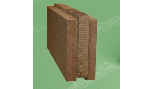 UNGER-DIFFUTHERM - Brique isolante UdiSTONE (600x250 cm)