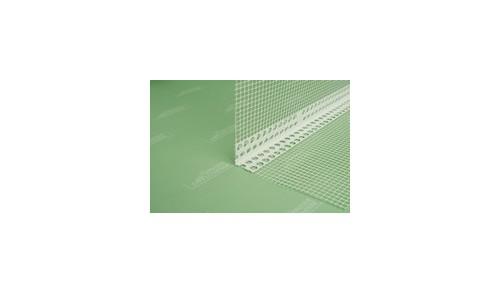 UNGER-DIFFUTHERM - Cornière d'angle avec treillis, longueur 2,5m