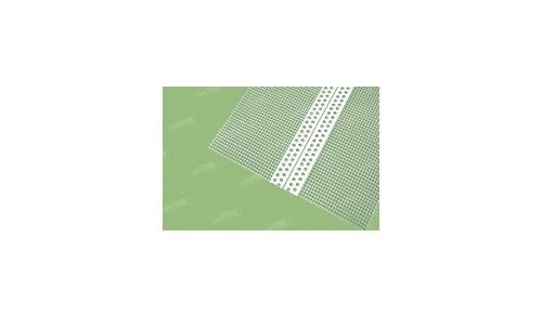 UNGER-DIFFUTHERM - Cornière d'angle souple pour angle diff. de 90° renforcé