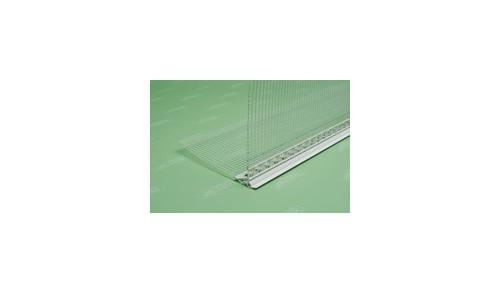 UNGER-DIFFUTHERM - Profile de finitionn avec casse-goutte, longueur 2 m