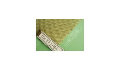 UNGER-DIFFUTHERM -Textile en fibre de cuivre à mailles anti smog électrique 50m²/rouleau (1m x 50m)
