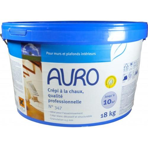 Crépi à la chaux Auro 347 (18 kg)