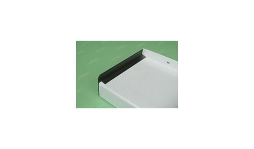 UNGER-DIFFUTHERM - Pièce latérale sur enduit pour tablette Udi ALU profil L