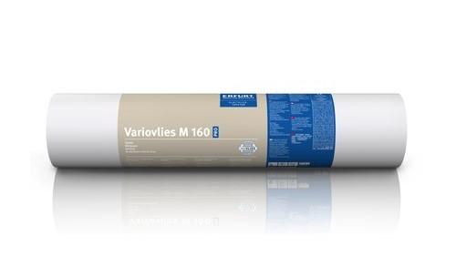 Erfurt - Rouleau intissé Lisse Variovlies M160 (750) (25m x 0,75m)