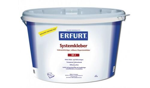 Erfurt - Colle papier peint pour support lisse ERFURT SR2 - seau de 18kg