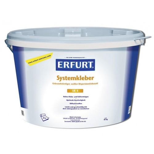 Erfurt - Colle pour papier peint sur support structuré ERFURT SR4 - seau de 18kg