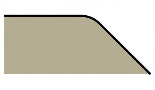 Claytec - Outil japonais Doro menbiki-gote  181/40135 (Pce)