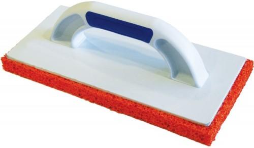 Prof-Praxis - Plâtoir plastique SOFT GRIP avec semelle caoutchouc spongieux 280 x 140 mm