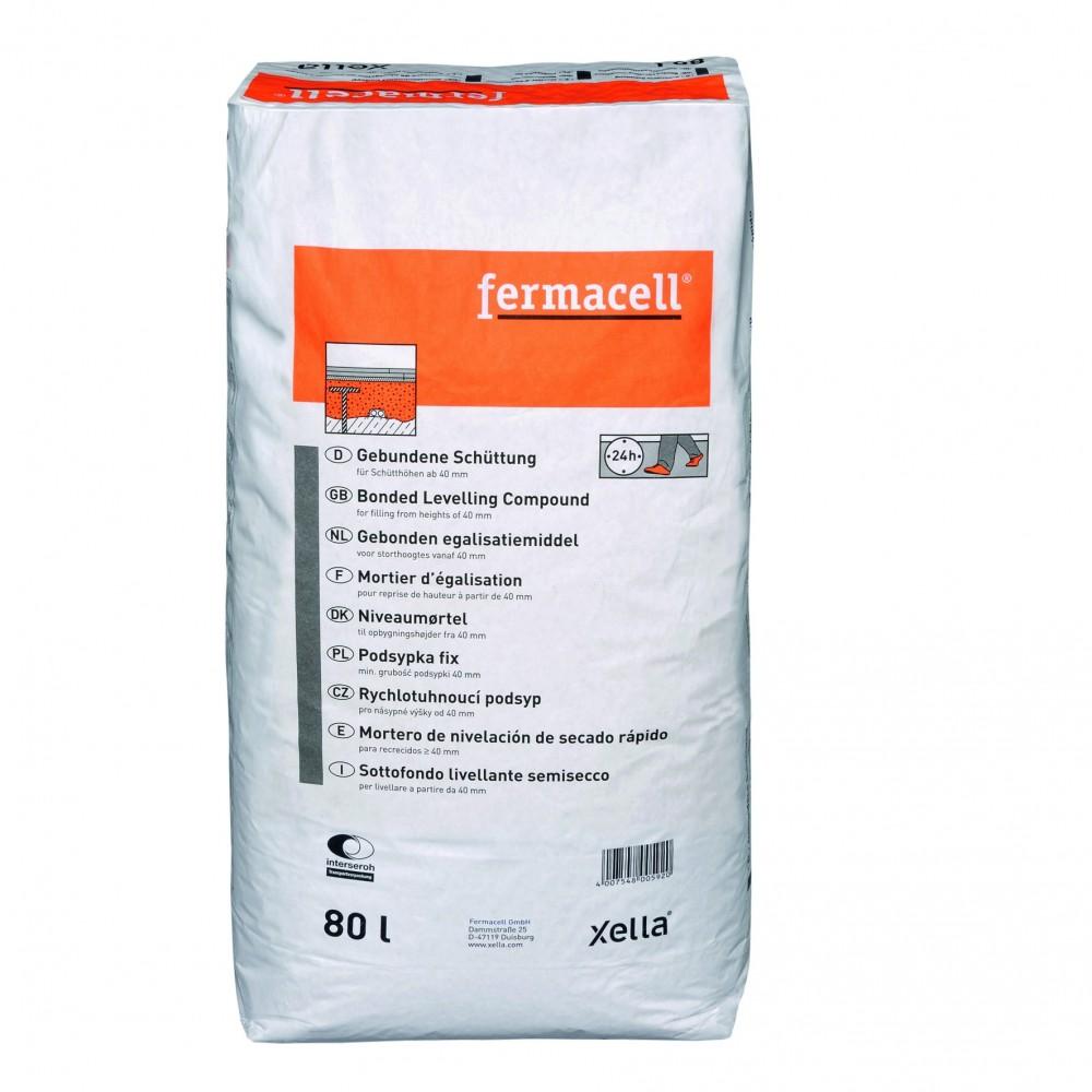 Fermacell Mortier D égalisation Sac De 80 Litres 10l M2 Cm