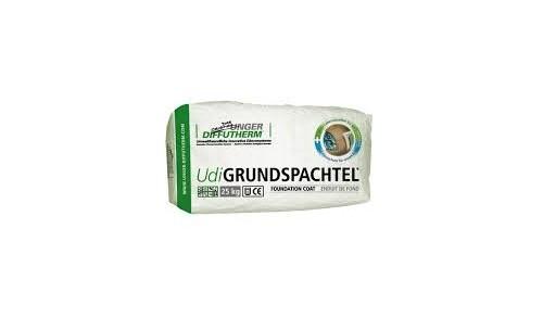 UNGER-DIFFUTHERM - Enduit couche de fond armé en fibres Udi Grundspachtel - Sac de 25 kg