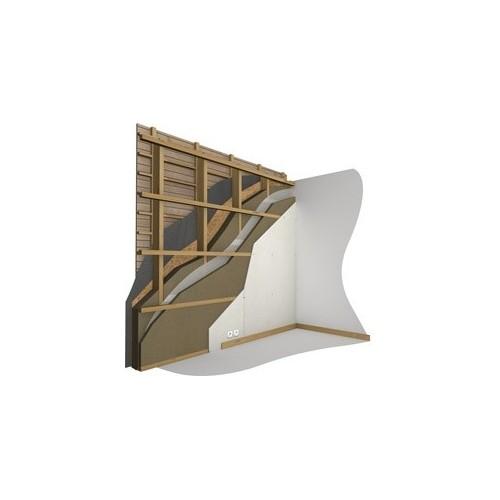 Magripol - PANNEAU laine de lin PREMIUM (125 x 60 cm)