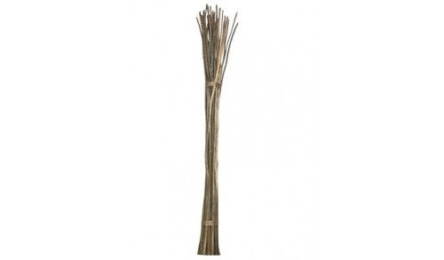 Botte de bois horizontaux en osier (PCE)