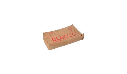 Claytec - Argile sèche, en granulés (sac de 25 kg)