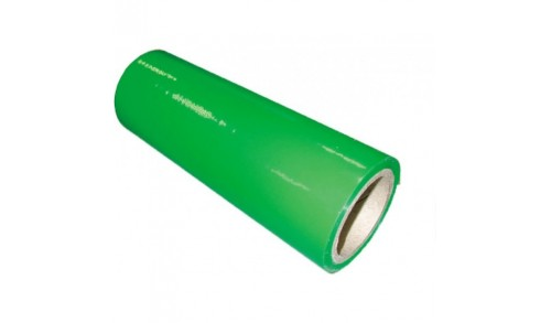 PROF-PRAXIS - Film de protection vert 500 mm x 100 m
