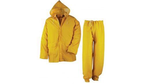 PROF-PRAXIS - Ensemble de sécurité jaune
