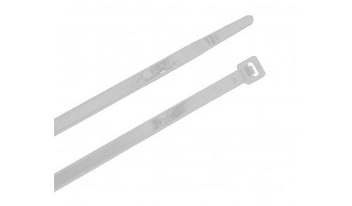 Prof-praxis - Colliers de serrage nylon 200 x 4,8 incoloré