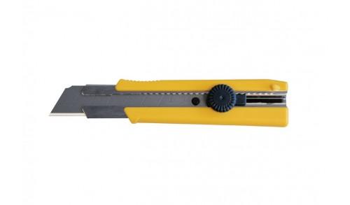 Prof-praxis - Cutter 25 mm avec renfort métallique vis de fixation