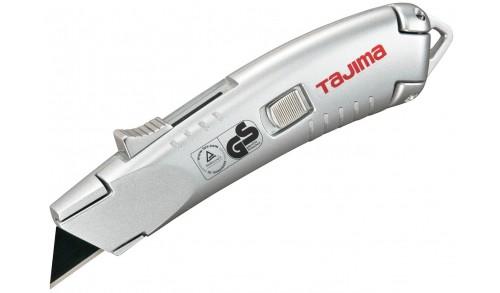 Prof-praxis - V-REX Couteau de sécurité 60x 0,7 mm avec retour automatique