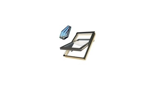 FAKRO - Fenêtre de toît pivotante (Haute réductionb acoustique) FTT R3