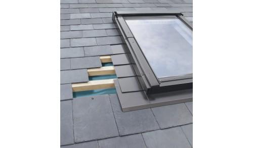 FAKRO - Raccordement Matériaux plats ELV-N ISORAMA