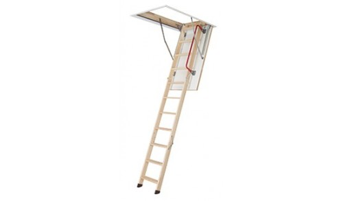 FAKRO - Escalier ISO Bois 3P LWZ