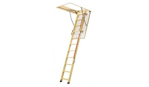 FAKRO - Escalier ISO Bois 3P LWL Lux