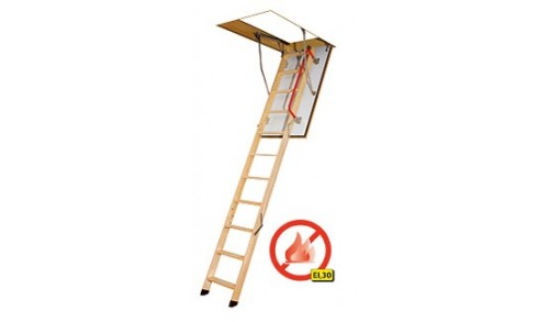 FAKRO - Escalier ISO Bois 3P LWF