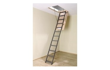 FAKRO - Escalier ISO Acier 3P LMS Smart