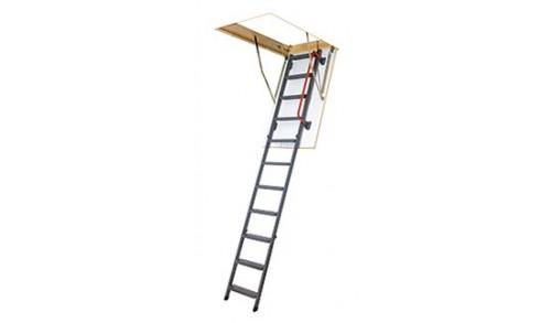 FAKRO - Escalier ISO Acier 3P LMK Komfort
