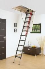 FAKRO - Escalier ISO Acier 3P LML Lux