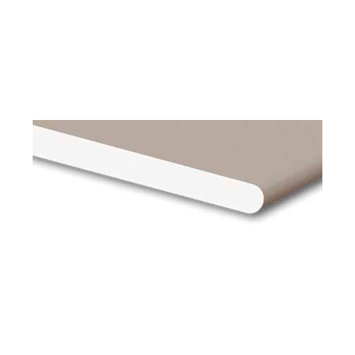 SINIAT - Pregyplat BR 9,5 Plaque de plâtre naturel à plafonner (2000x600mm)