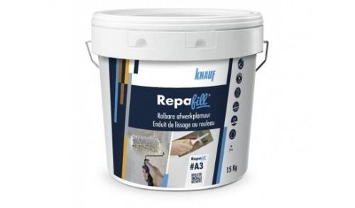 REPAFILL - Enduit de lissage au rouleau (15kg)
