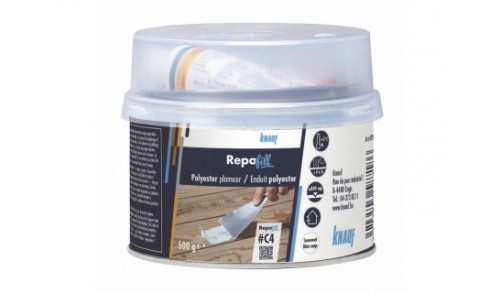 REPAFILL- Enduit polyester pâte (500gr)
