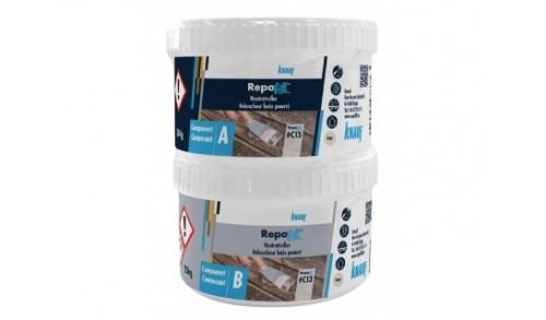 REPAFILL - Reboucheur bois pourri pâte (2x250gr)