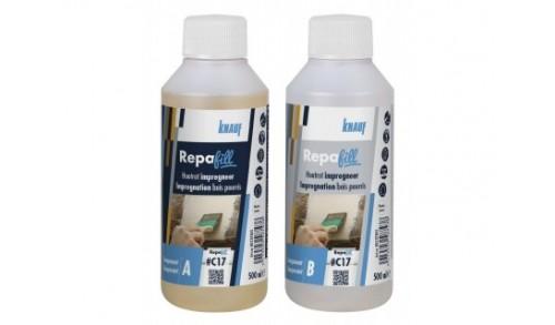 REPAFILL - imprégnation bois pourri (2x250ml)