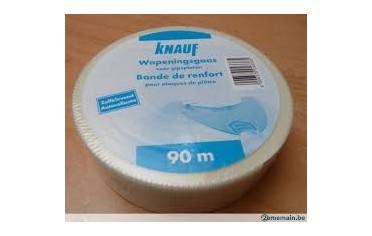 KNAUF - Bande de renfort pour plâques