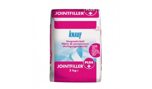KNAUF - JOINTFILLER PLUS 5 KG