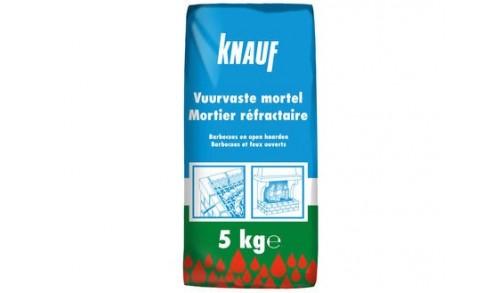 KNAUF - Mortier réfractaire 5kg